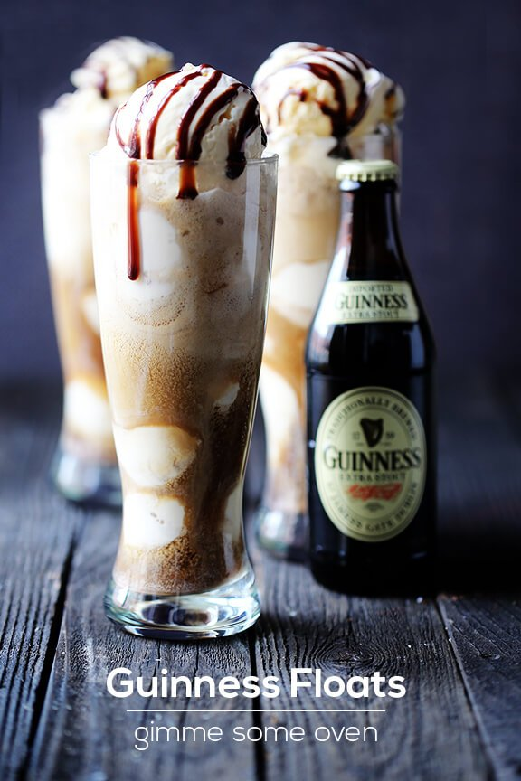 Guinness Floats | gimmesomeoven.com