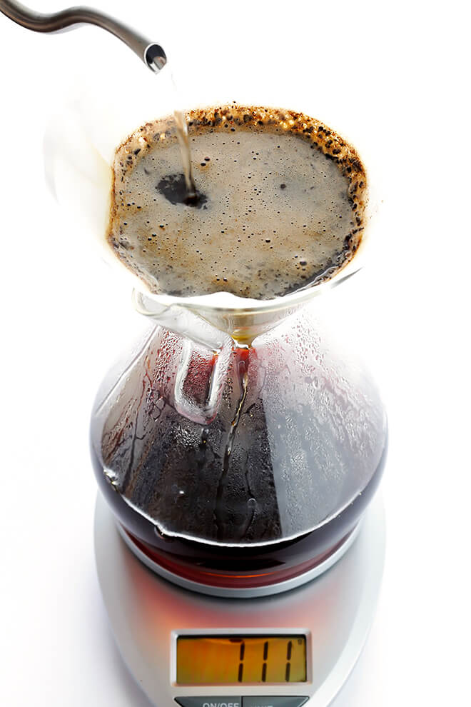How To Make Pour-Over Coffee Chemex