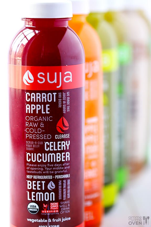 My 3 Day Suja Juice Cleanse Gimme Some Oven