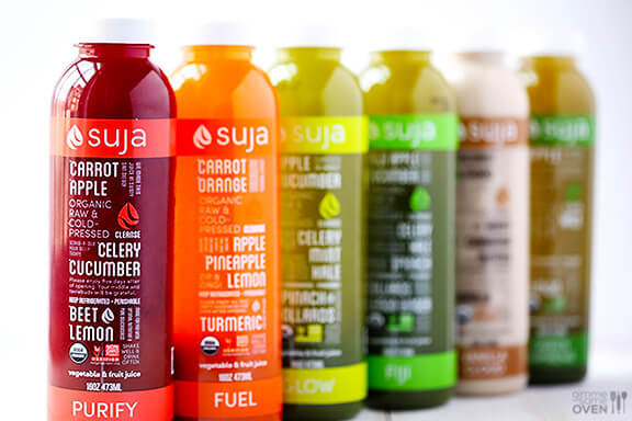 My 3-Day Suja Juice Cleanse | Gimme Some Oven