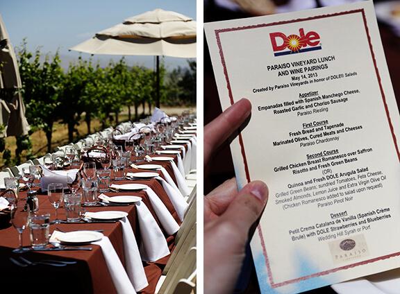 'Taste of Spain' Dole Salad Summit | gimmesomeoven.com