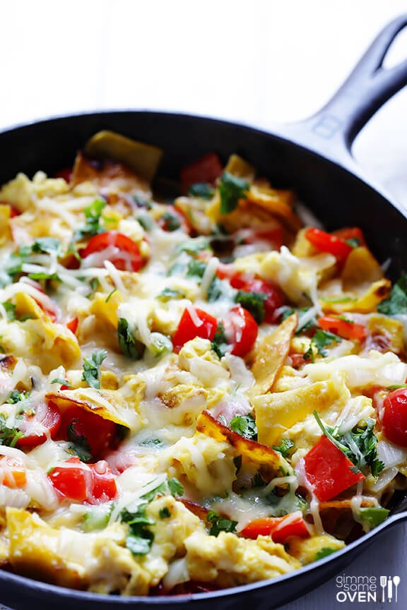Migas (Tex-Mex Style) | Gimme Some Oven