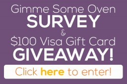 Reader Survey + $100 Visa Gift Card Giveaway
