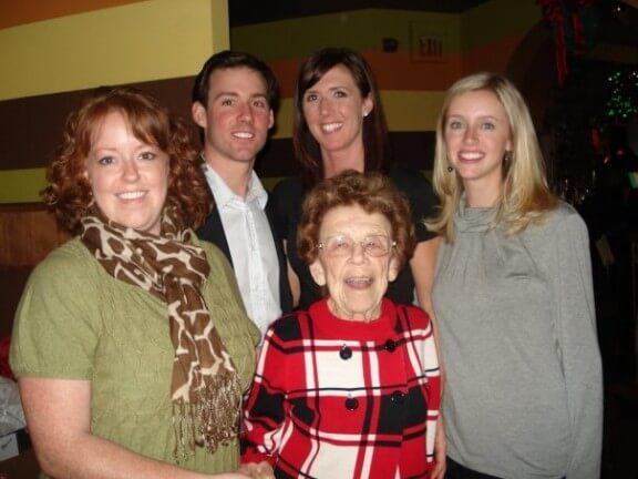 Grandma + Cousins
