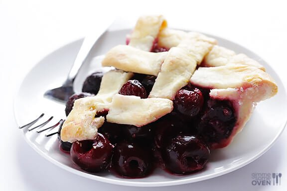 ... how to make cherry pie with this simple and classic cherry pie recipe