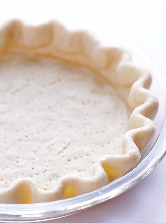 How To Make A Pie Crust (Recipe + A Step-By-Step Photo Tutorial) | gimmesomeoven.com