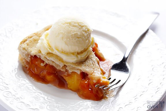 ... crisp bourbon peach pie honey bourbon caramel peach bourbon peach pie