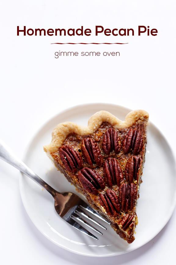 Best Pecan Pie Recipe | gimmesomeoven.com