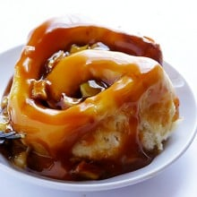 Caramel Apple Cinnamon Rolls copy