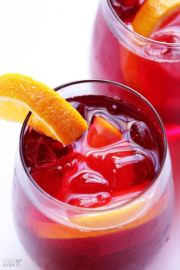 Hibiscus Tea with Vodka and Citrus Hibiscus Tea with Vodka and Citrus new pics