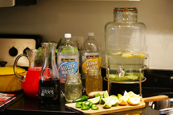 Mocktails Party | gimmesomeoven.com