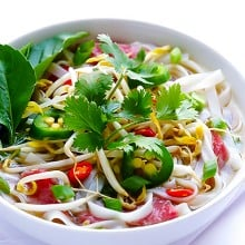 How To Make Pho Soup | gimmesomeoven.com