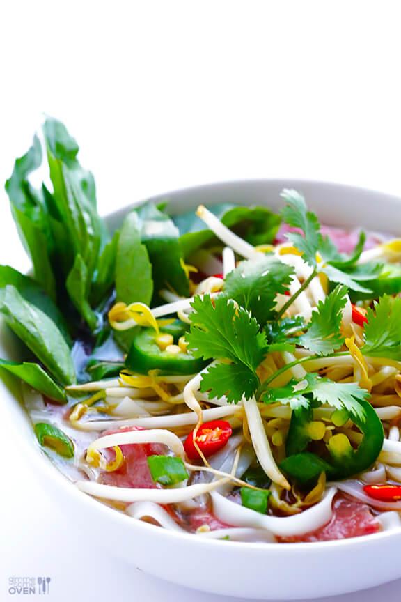 Vietnamese Pho Soup | Gimme Some Oven