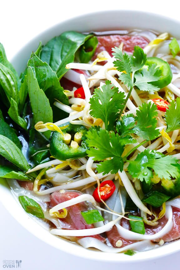 Everyone loves their pho a slightly different way, so feel free to ...