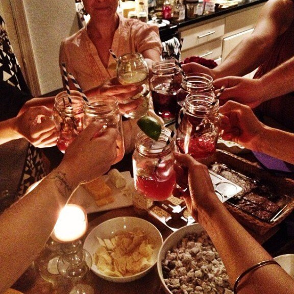 Mocktails Party | gimmesomeoven.com