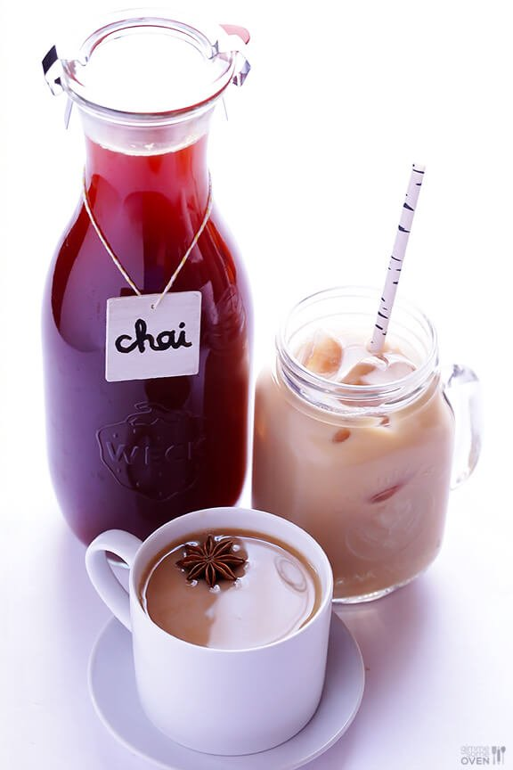 How To Make Homemade Chai Tea | gimmesomeoven.com