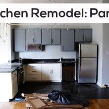 Kitchen Remodel: Part 1 | gimmesomeoven.com