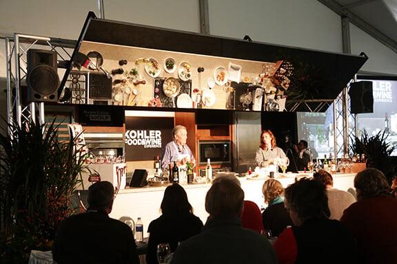 Kohler Food & Wine Experience 2013 | gimmesomeoven.com