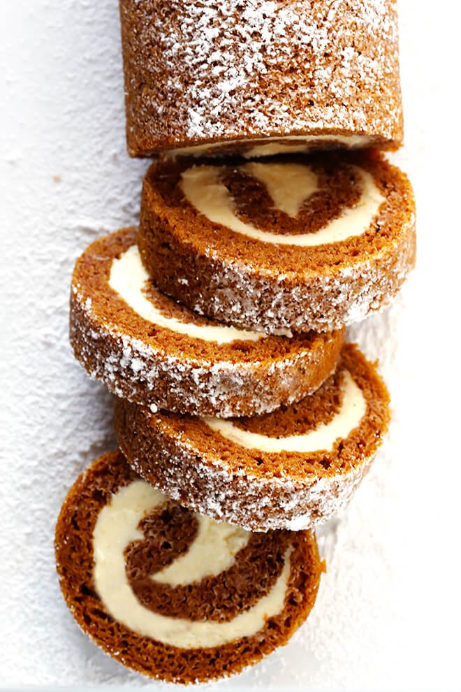 The Best Pumpkin Roll Recipe
