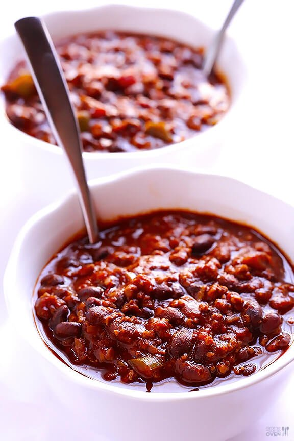 Easy chili dinner recipes