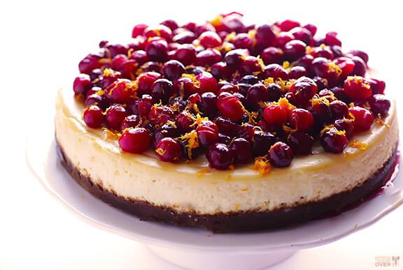 Chocolate Orange No Bake Cheesecake