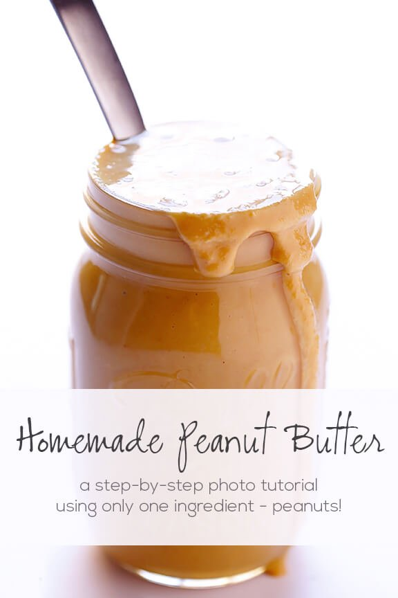 Homemade Peanut Butter 9