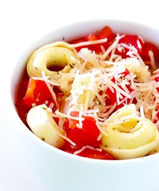 5 Ingredient Tortellini Soup 1