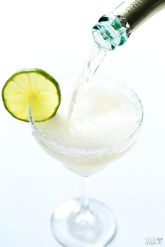Champagne Margaritas 4