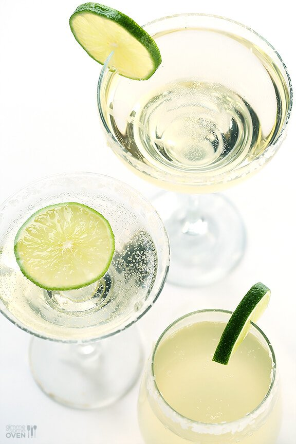 Champagne Margaritas 5