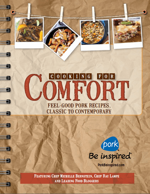 Cooking For Comfort ECookbook