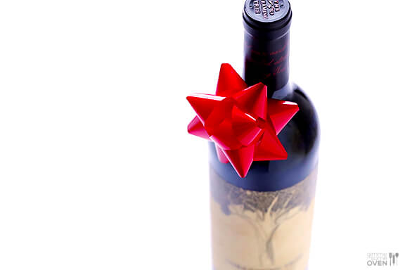 Holiday Wine Recommendations (for drinking and gifting) | gimmesomeoven.com #wine #holiday