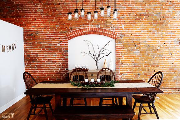 Kitchen Remodel Furniture from Nebraska Furniture Mart & Broyhill   gimmesomeoven.com #dining #loft
