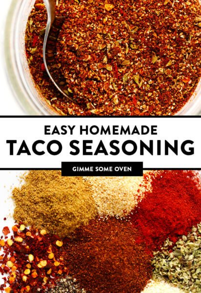 Taco Seasoning Gimme Some Oven