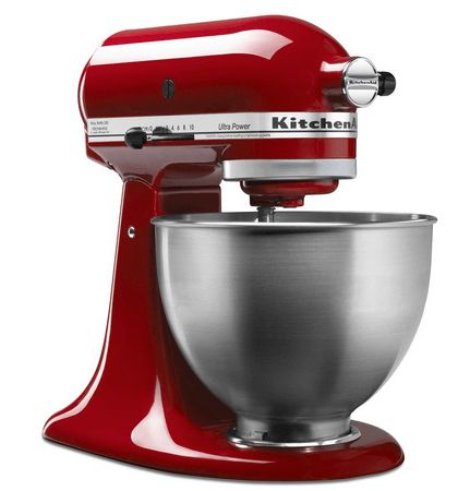 KitchenAid Stand Mixer #Giveaway | gimmesomeoven.com
