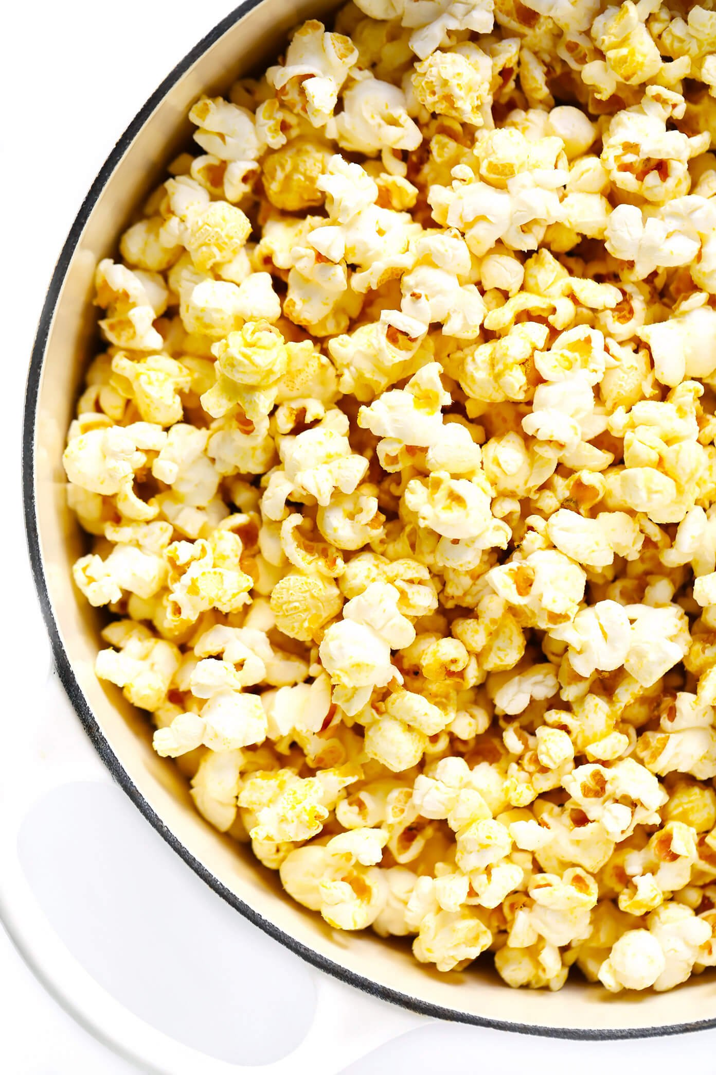 How To Make Nooch Popcorn (Vegan)