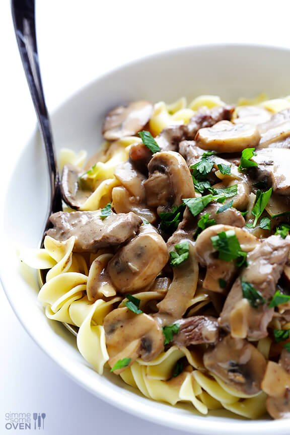 ... beef stroganoff classic beef stroganoff is cooked with an amazing