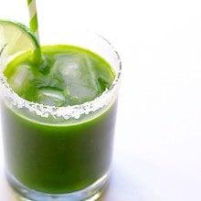 Green Margaritas Recipe | gimmesomeoven.com
