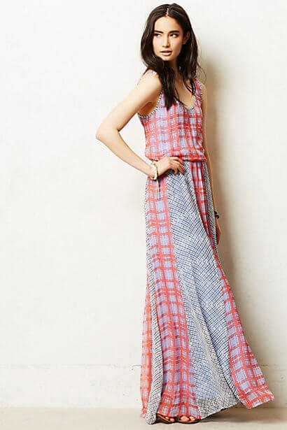 Alex Maxi Dress | Anthropologie