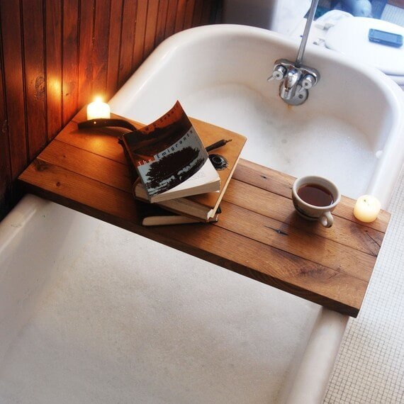 Bath Shelf