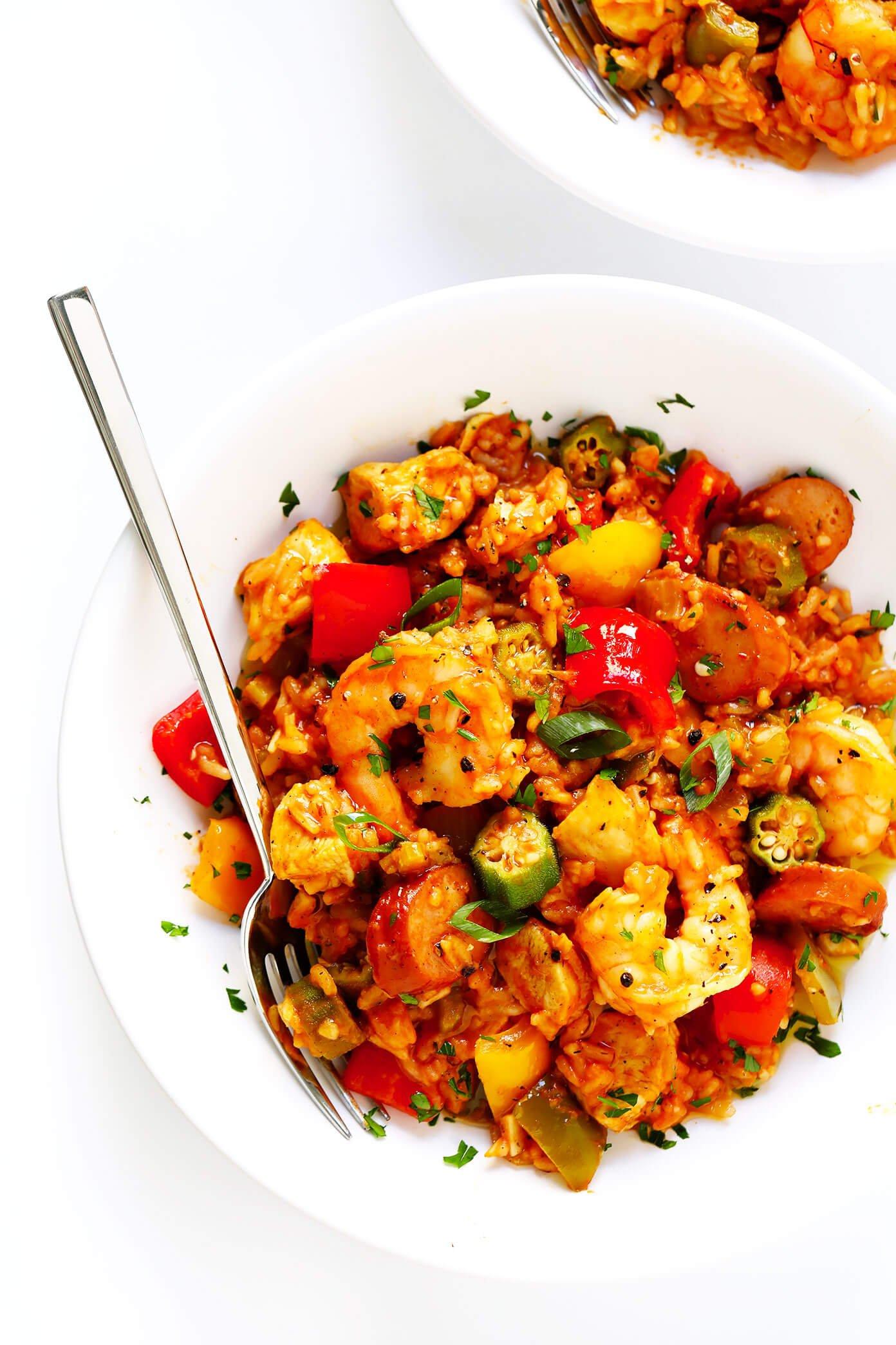 Jambalaya Recipe | Gimme Some Oven