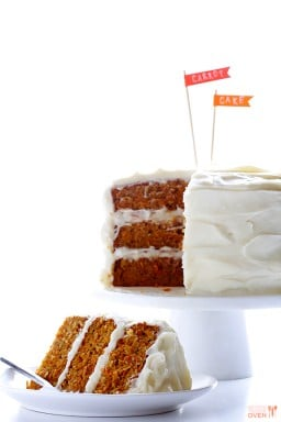 The BEST Carrot Cake {Gimme Some Oven}