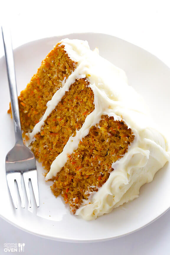 What Nuts Go In Carrot Cake