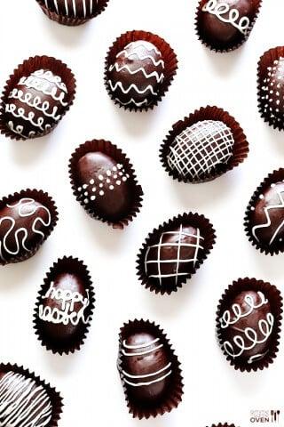 Easter Egg Oreo Truffles | gimmesomeoven.com