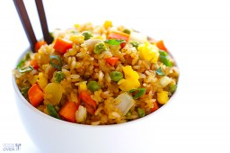 Fried Rice {Gimme Some Oven}