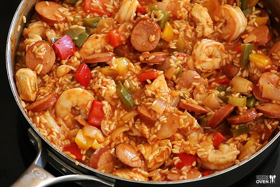 jambalaya recipe gimme some oven