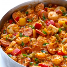 Jambalaya Recipe | gimmesomeoven.com