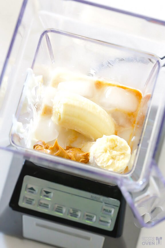 PB Banana Smoothie 6