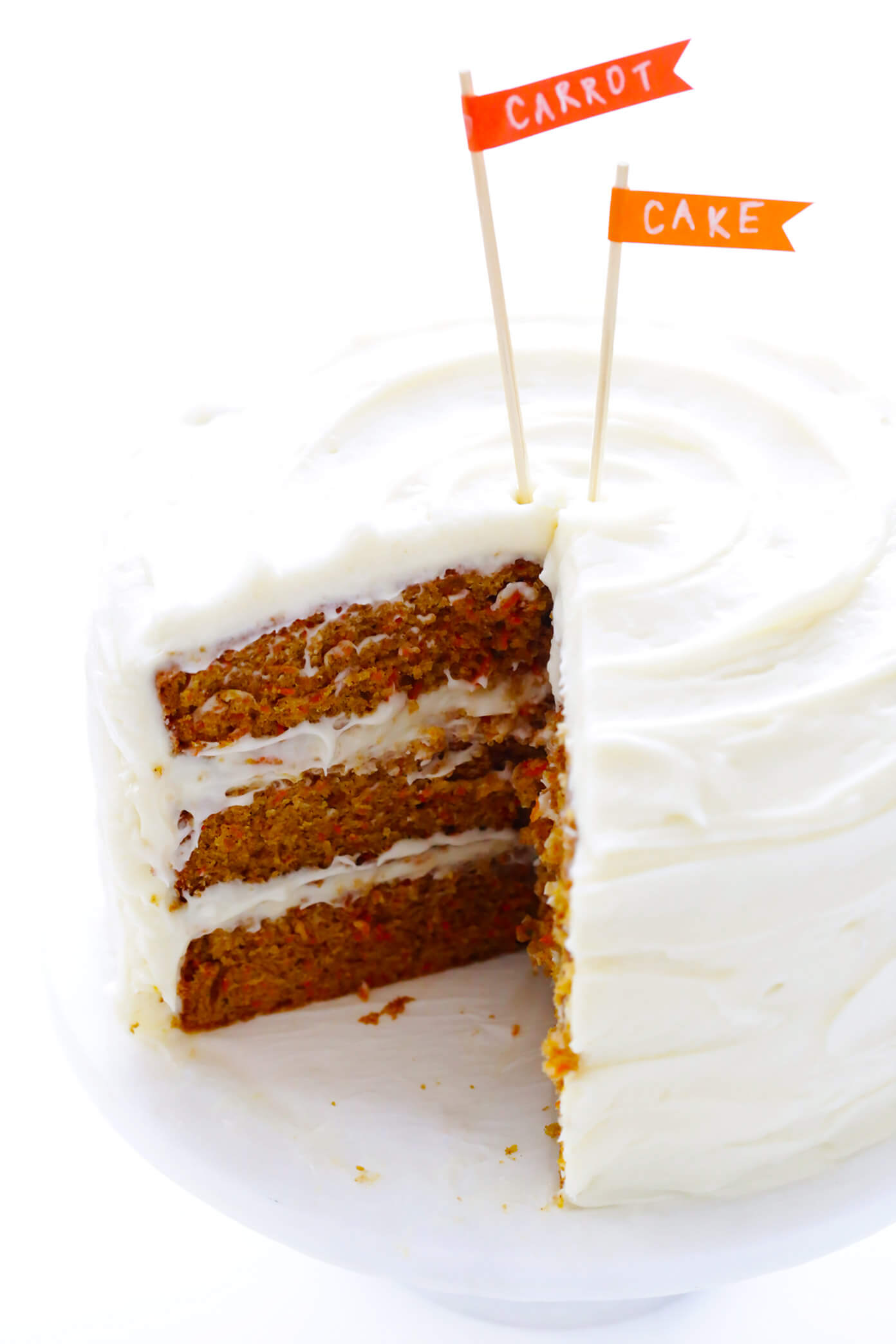 The BEST Carrot Cake Recipe | Gimme Some Oven