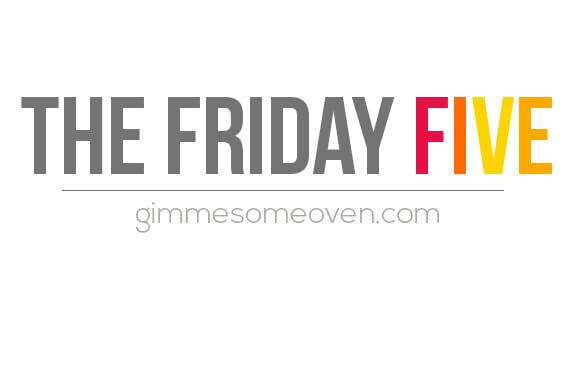 The Friday Five 7