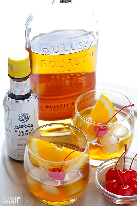 Best Old Fashioned Recipe - How to Make an Old Fashioned